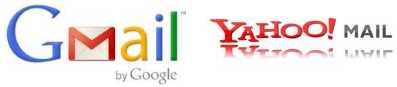 Send Email from Gmail and Yahoo Mail
