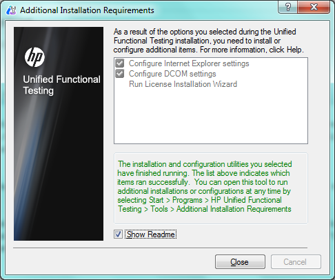 How to install UFT 11 5 trial version - XX - XX