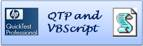 QTP and VBScript