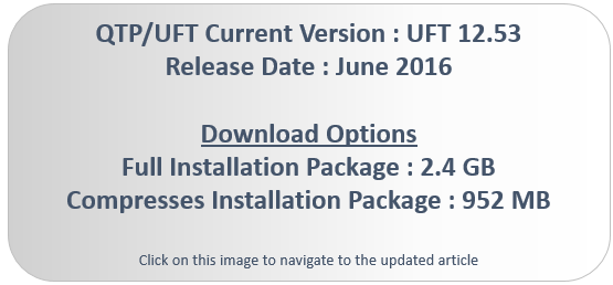 UFT Download